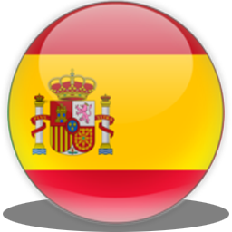 Spanish flag to change site languaje